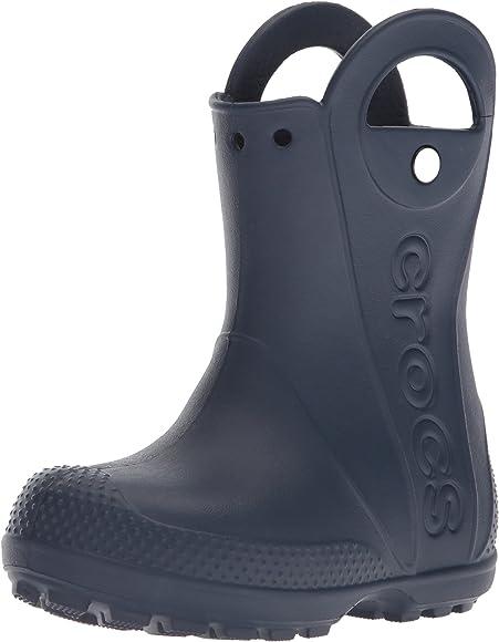 Crocs Boys' Handle It Kids Rain Boots