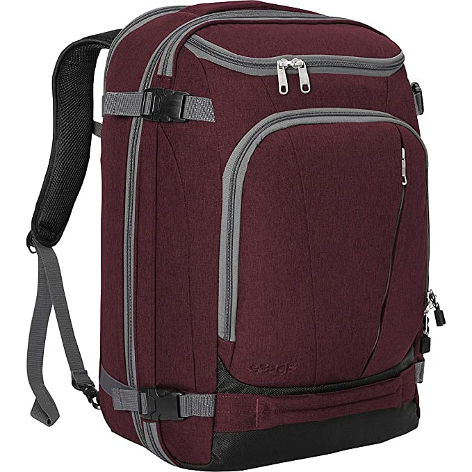 eBags TLS Mother Lode Weekender Convertible Carry-On Travel Backpack - Fits 19 Inch Laptop