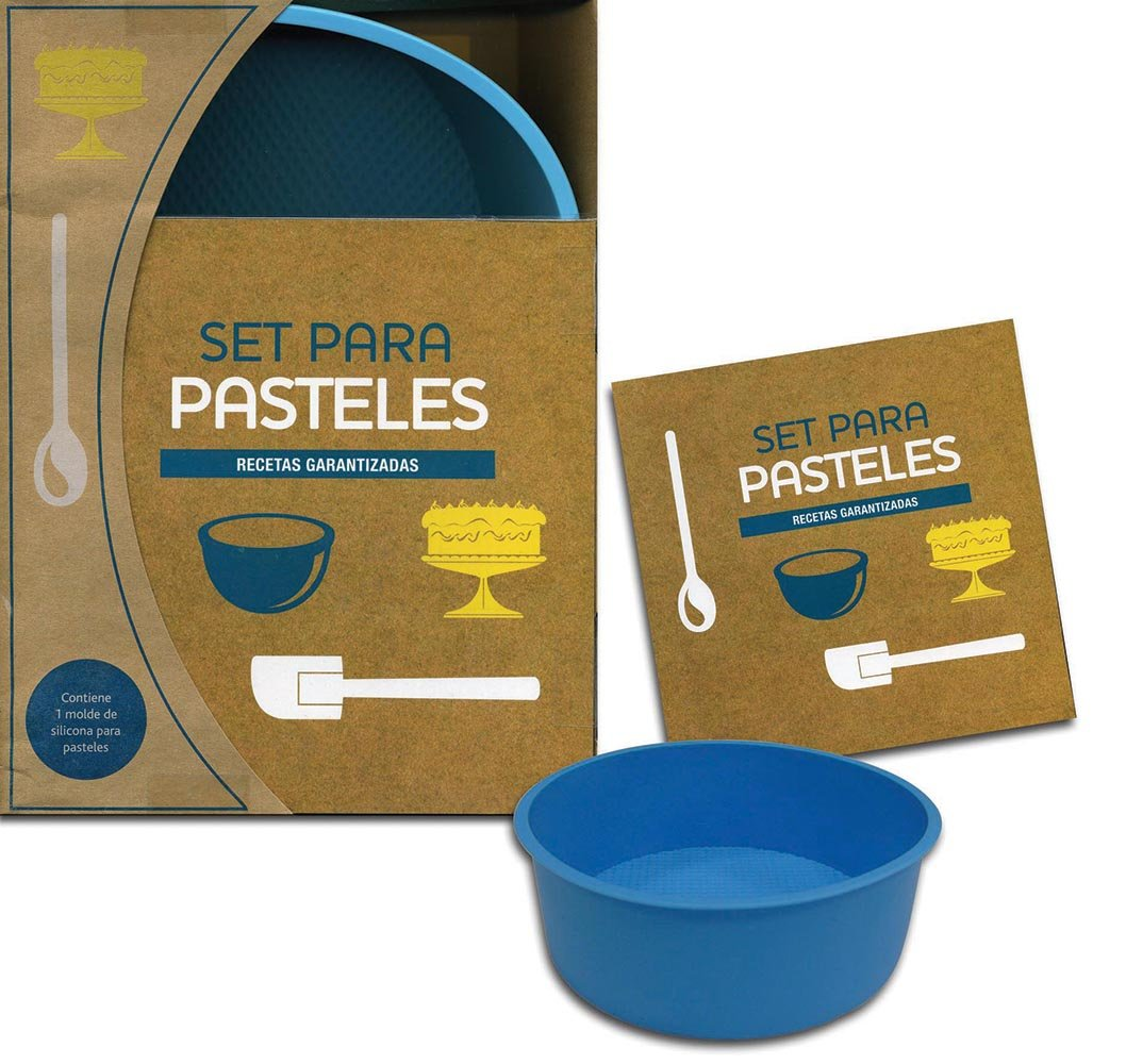 Set para Pasteles (Spanish Edition): Parragon Books: 9781445488615: Amazon.com: Books