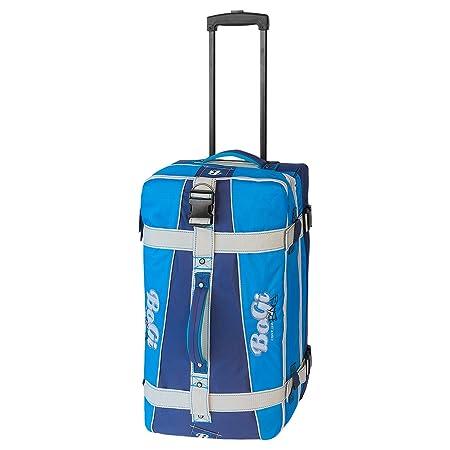 Bogi Bag Travel Suitcase Duffle Bag/Trolley 68 cm blue black 85 Liters 3 packing areas xU4jKvLJ2