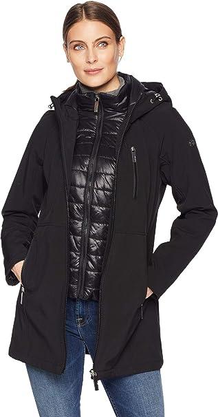 Amazon.com: Calvin Klein - Chaqueta de softshell para mujer ...