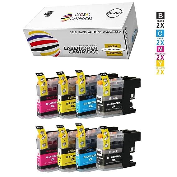 Amazon com: Global Cartridges Compatible Ink Cartridges Set