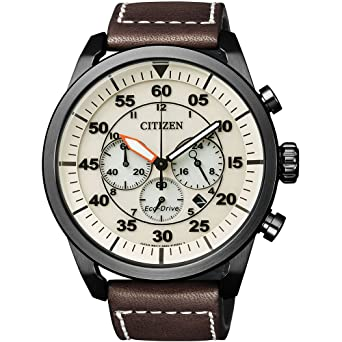 Watch Citizen Aviator Ca4215-04w Men´s Black