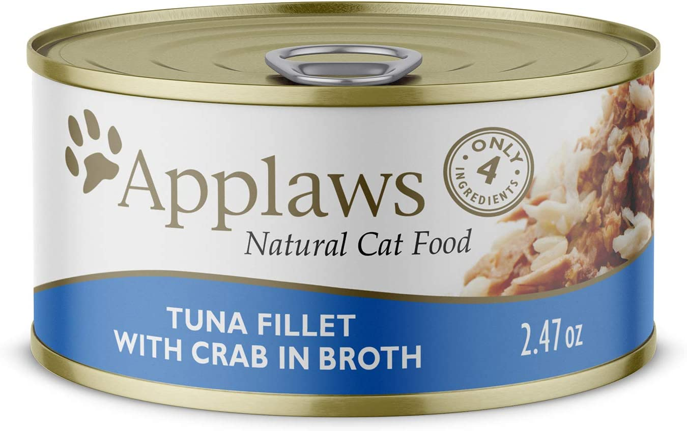 Applaws Canned Cat Food - 24 Pack
