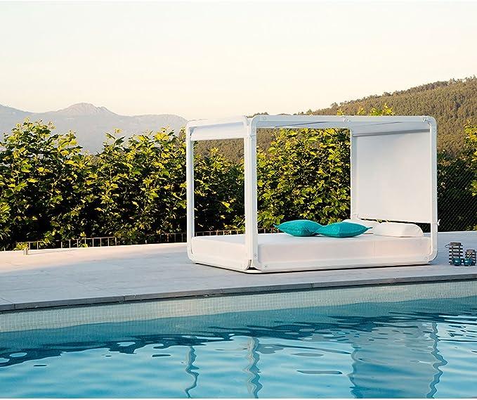goGarden.es - Cama Balinesa Daybed modelo Ibiza Baja: Amazon.es: Jardín