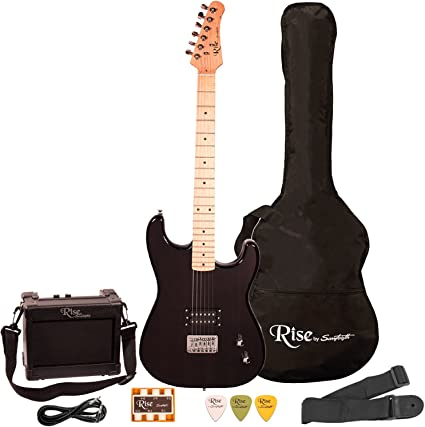 Rise by Sawtooth - Pack de guitarra eléctrica: Amazon.es ...