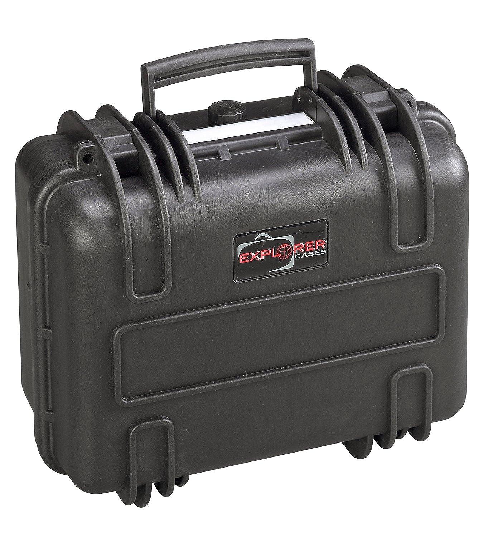 EXPLORER CASES エクスプローラーケース 内装ウレタンフォーム付 3317  ブラック B000JLO4G6