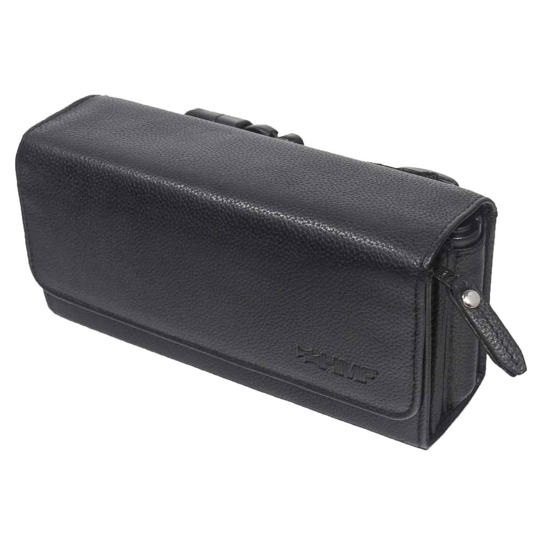 HMF 48841-11 Billetera de Camarero 14 x 26 x 5,5 cm negro Pistolera