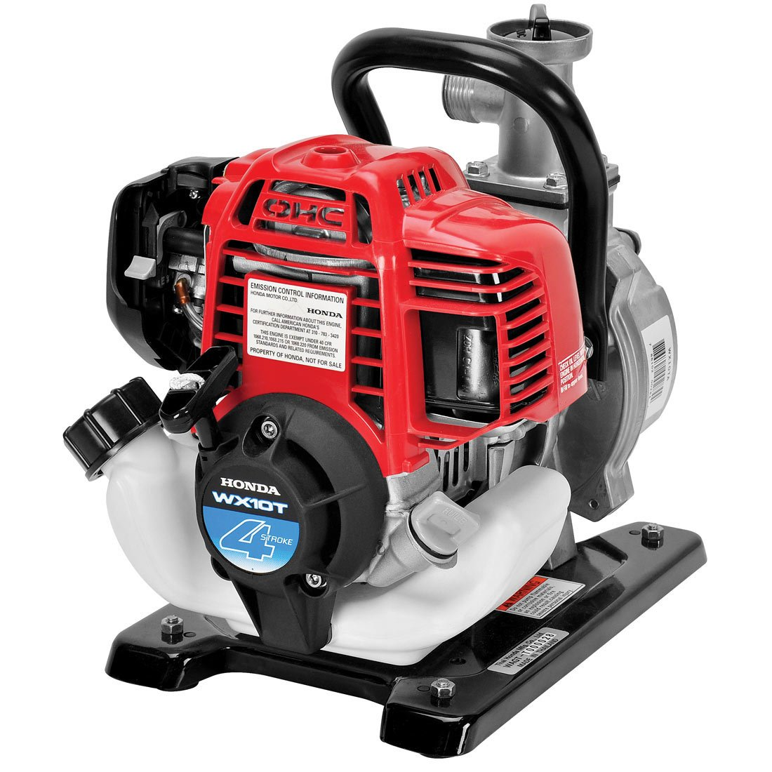 Amazon.com : Honda Power Equipt WX10TA 52 PSI 4-Stroke Engine ...