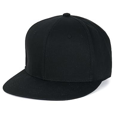 03f0246c0 ililily Extra Large Big Size Snapback Style Blank Hat Baseball Cap  (ballcap-1443-