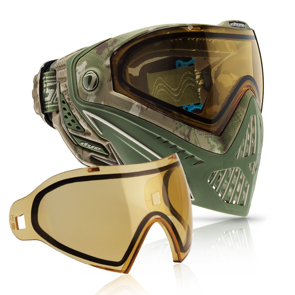 Dye i5 Paintball Goggle (DyeCam with Additional HD Lens) by Dye