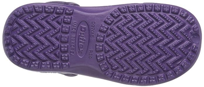 DUX BIO ACAI - Zuecos de goma unisex, color Violeta, talla 41/42 CHUNG SHI