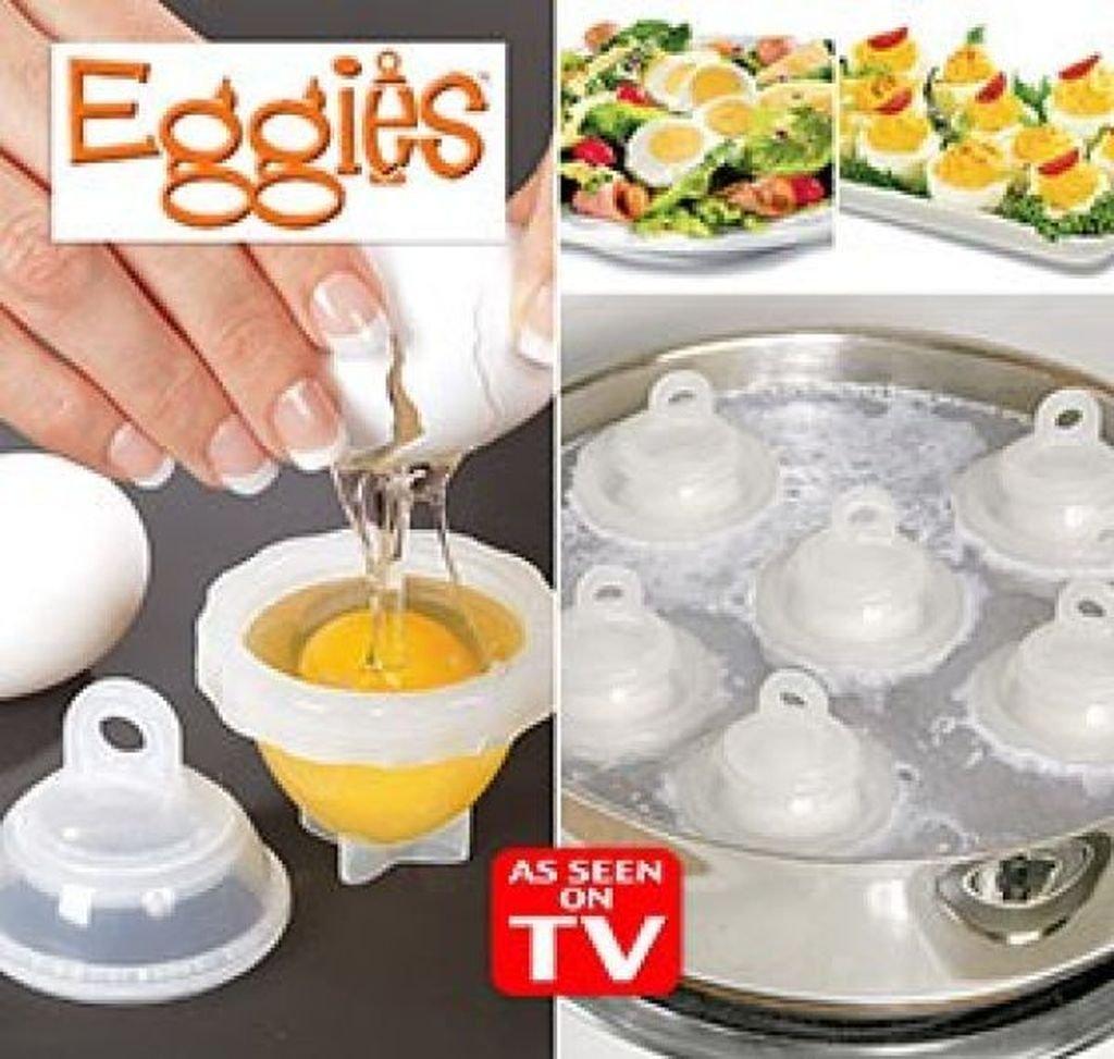 Per cuocere le uova in cucina Bollitore senza motivo PO3130