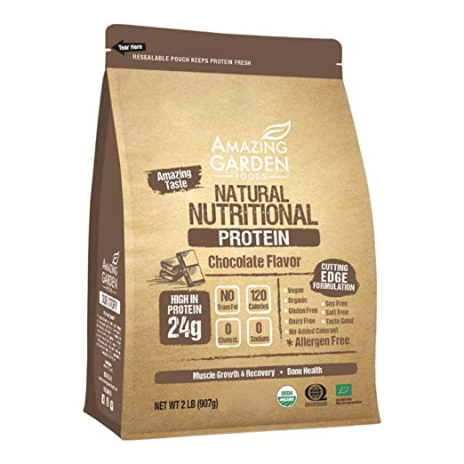 Amazing Garden Natural Nutritional protein