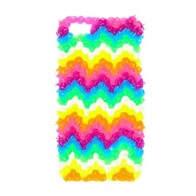 new style 69d0f 1c5c5 Claire's Girls and Womens Rave Chevron Phone Case - Iphone 5/5S in ...