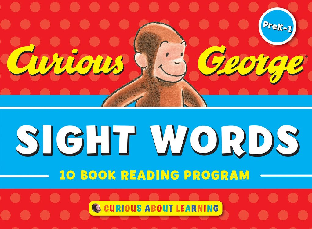 curious-george-sight-words-10-book-reading-program
