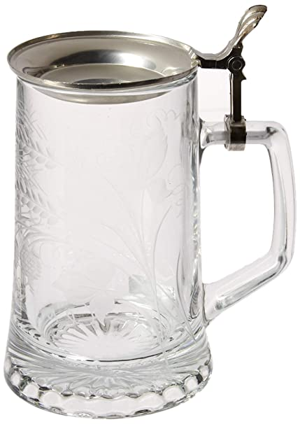 Cornell Gifts M  CORNELL Importers 5610 Cut Crystal Stein: Amazon ca