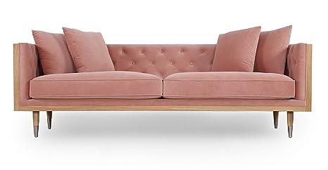 Amazon.com: Kardiel Woodrow Neo Classic - Sofá moderno ...