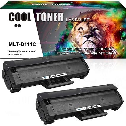 Anker Cartucho de tóner para Samsung MLTD111S MLT-D111S ELS MLT ...