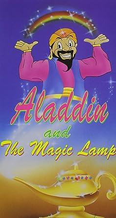 Aladdin And The Magic Lamp [VHS]