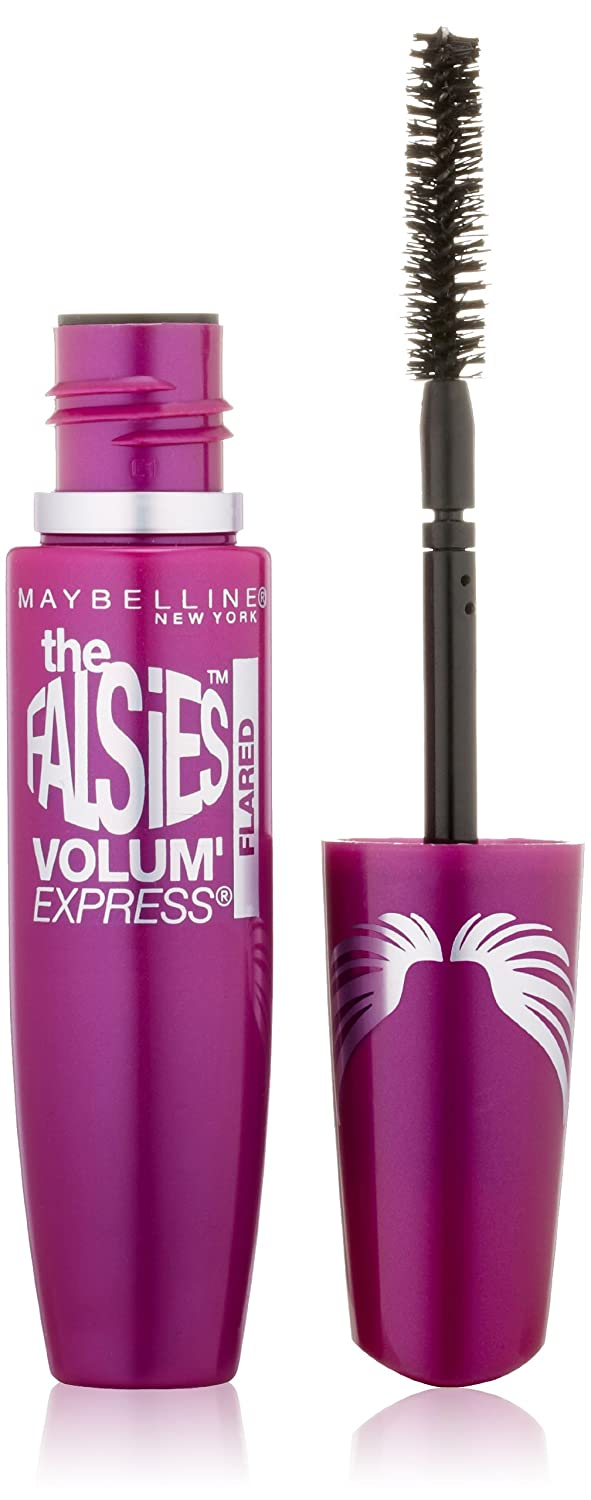 MAYBELLINE VOLUM' EXPRESS THE FALSIES FLARED MASCARA #01 VERY BLACK B004Y9M740