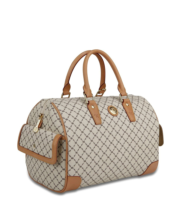 Amazon.com: Rioni Signature (Natural) - Large Boston Bag: Shoes