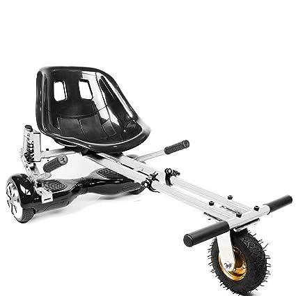 Nuevo estilo 2018 modelo Hover Kart Suspensión Kart para Hover juntas, Hoverboard accesorios con parte delantera neumáticos todo terreno – Compatible ...
