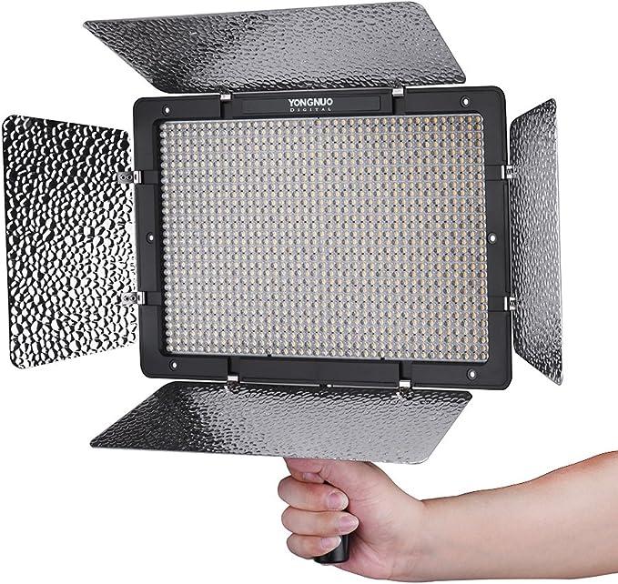 Yongnuo Yn1200 Pro Led Video Light 5500k Photography Kamera