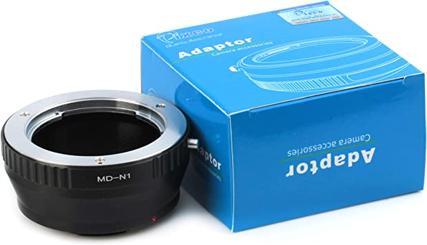 Pixco Lens Adapter Suit for Konica AR Lens to Nikon 1 Camera Nikon J5 S2 J4 V3 AW1 S1 J3 J2 J1 V2 V1 Camera