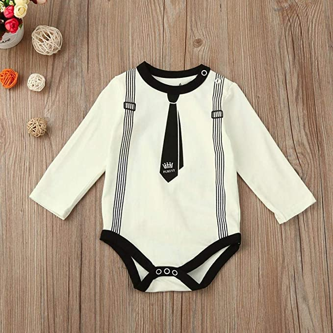 218a6aa18a Amazon.com  Newborn Baby Girls Clothes Set Fox Print Long Sleeve Tops+Pant Infant  Outfits(6-12M)  Clothing