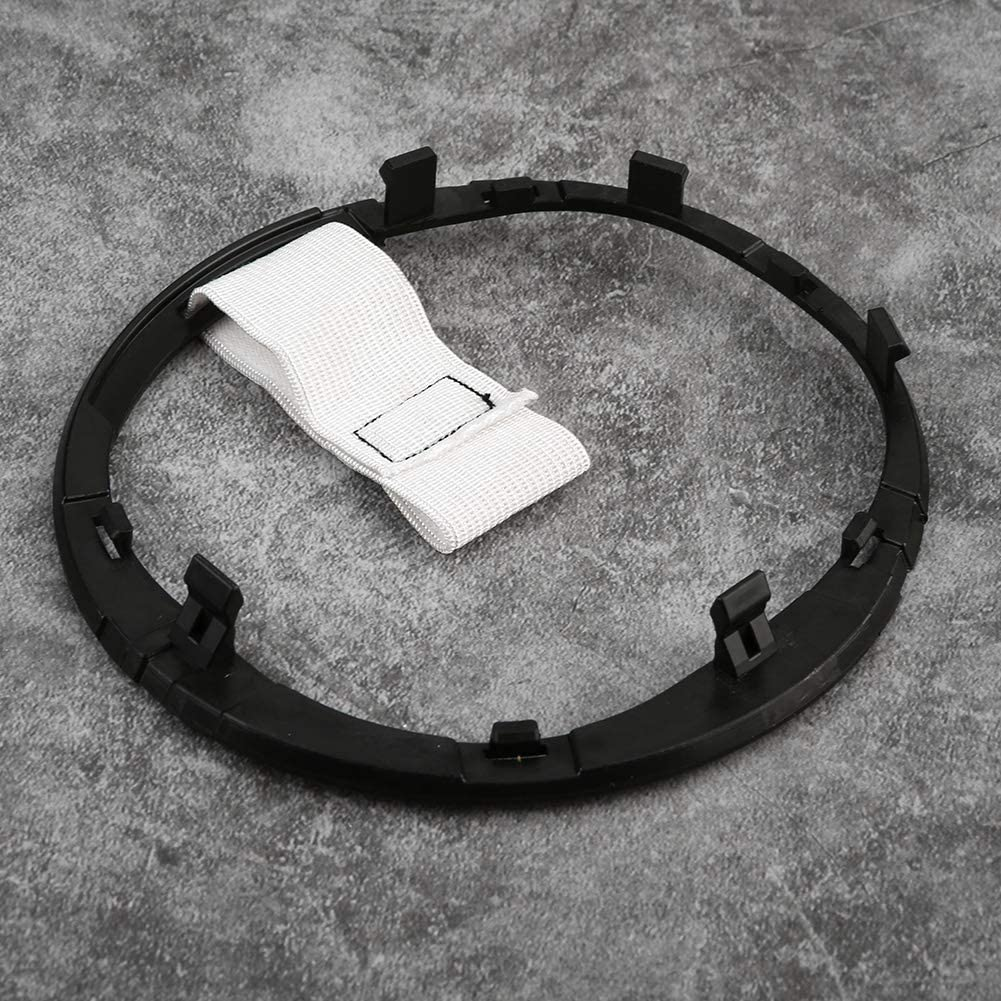 Pommeaux de leviers de vitesse Anneau de retenue de botte de soufflet anneau de botte de levier de vitesse de levier de vitesse de voiture 71775051 pour 500 500c