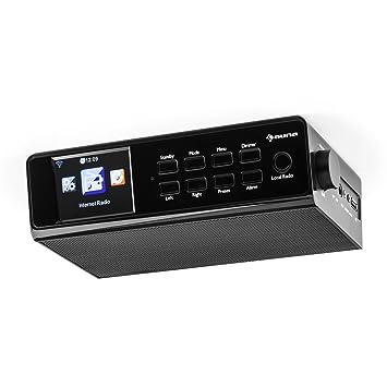 Auna Kr 190 Kuchenradio Internet Amazon De Elektronik