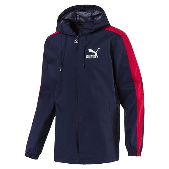 Puma Homme Vestes de Sport Mens Jacket Classic Logo