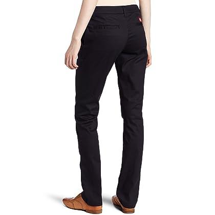 e2428bd1f58 ... 9 Dickies Girl Junior s Original 4 Pocket Skinny Leg Pant