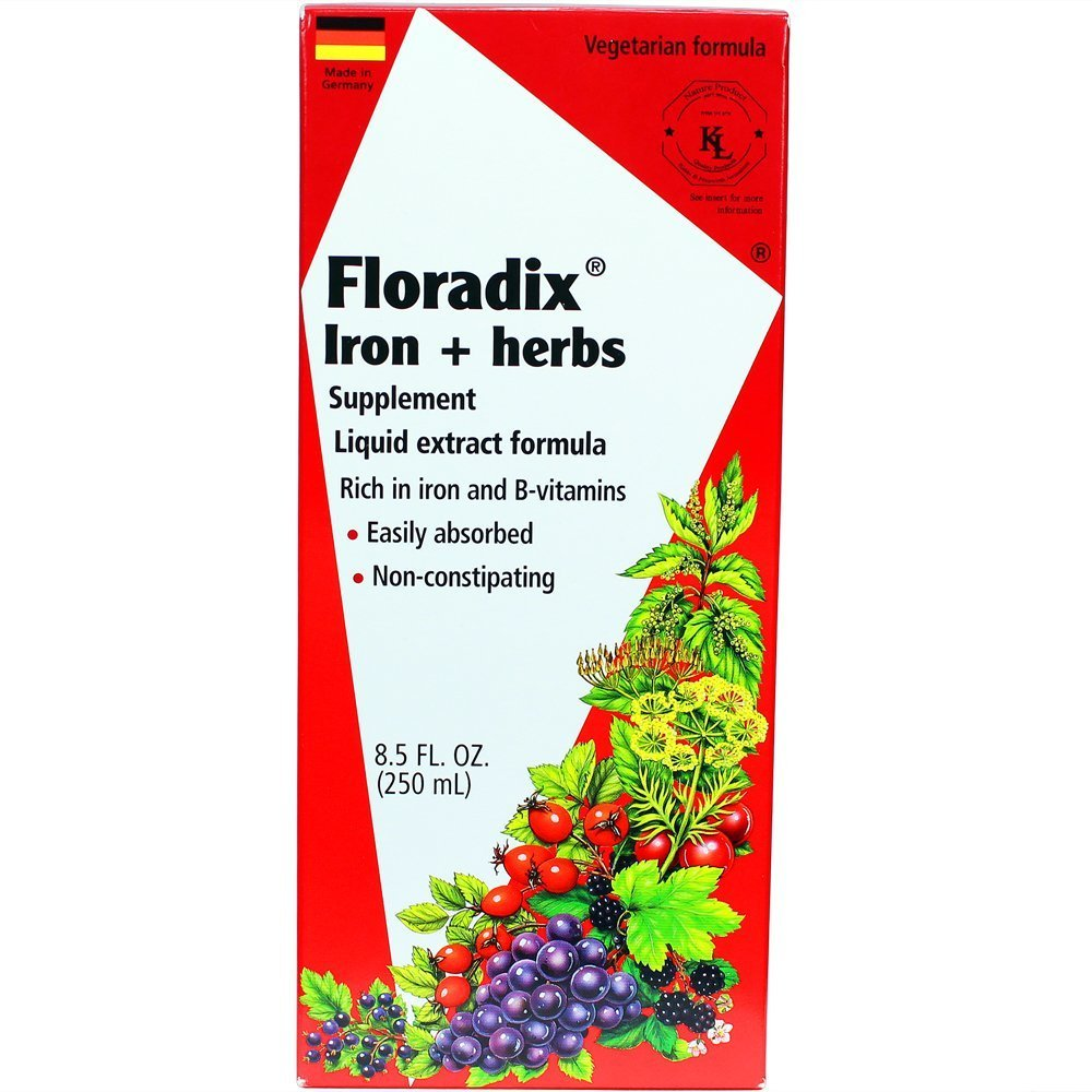 Amazon.com: Salus-Haus - Floradix Iron & Herbs (25.5 OZ): Health & Personal Care