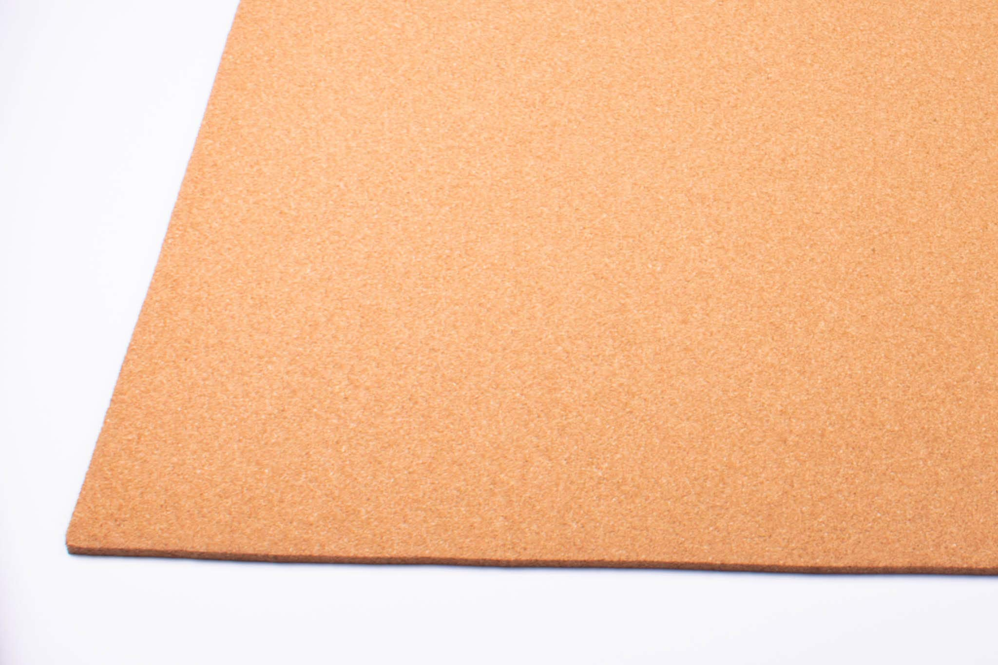 Fine Grain Cork Sheet 24in X 36in X 1/8in by GravitationOnline
