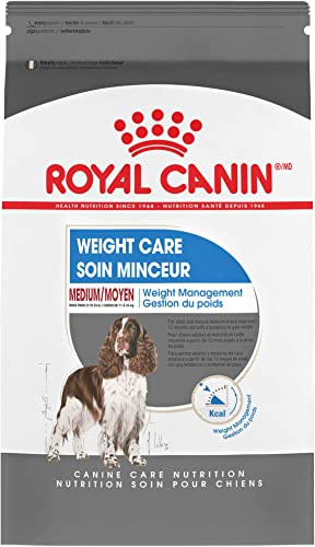 Royal Canin Canine Care Nutrition Medium Weight Care Dry Dog Food