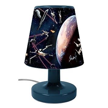 lampe de chevet de star wars