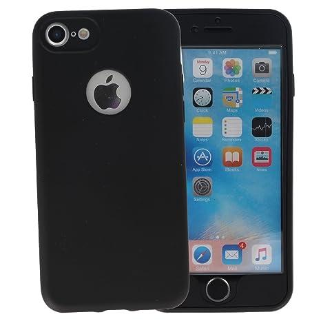 coque iphone 8 integrale noir