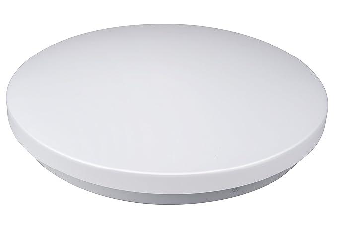 Plafoniere Led Grandi Dimensioni : Kai 54003 plafoniera led circolare 20 w bianco 30 x 7 5