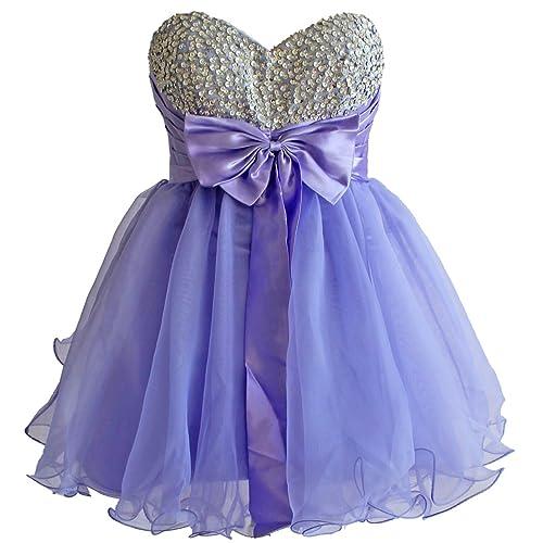 Faironly 6XM3 Mini Short Cocktail Prom Dress