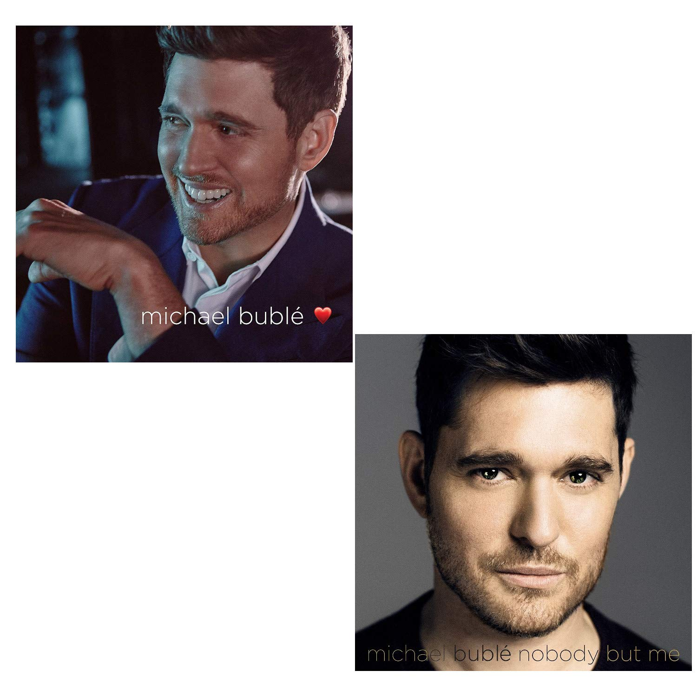 Love - Nobody But Me - Michael Buble Greatest Hits 2 CD Album Bundling