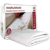 Morphy Richards 600113 single Heated Washable Underblanket