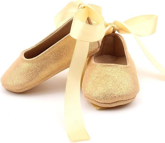 Toddler Ballerina Sparkle Shoes