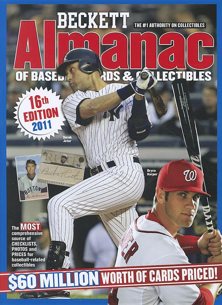 Beckett Almanac of Baseball Cards & Collectibles 2011
