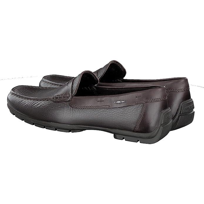 Amazon.com: Geox U W Monet 2 FIT D Mens Moccasins – Zapatos ...