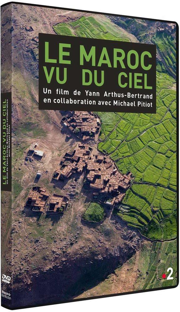fc228f91f8b6 Le Maroc vu du ciel  Amazon.fr  Yann Arthus-Bertrand  DVD   Blu-ray