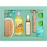 BodyHerbals Jasmine & Vanilla Set (Gifting Idea for all Occasions Birthday, Anniversary, Wedding, Beauty, Personal Care, Bath kits
