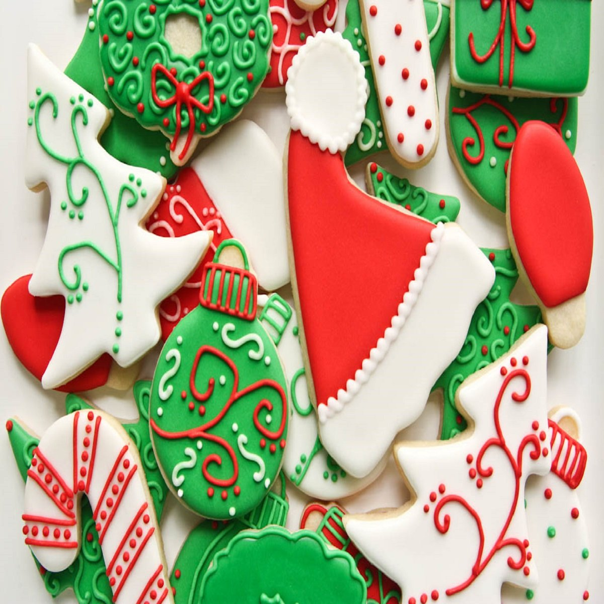 Christmas Cookies Fragrance Oil - 16 OZ/ 1 LB - for Candle & SOAP Making by VIRGINIA CANDLE SUPPLY - Free S&H in USA