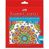 Lapis de cor, Faber-Castell, Ecolápis 72 cores